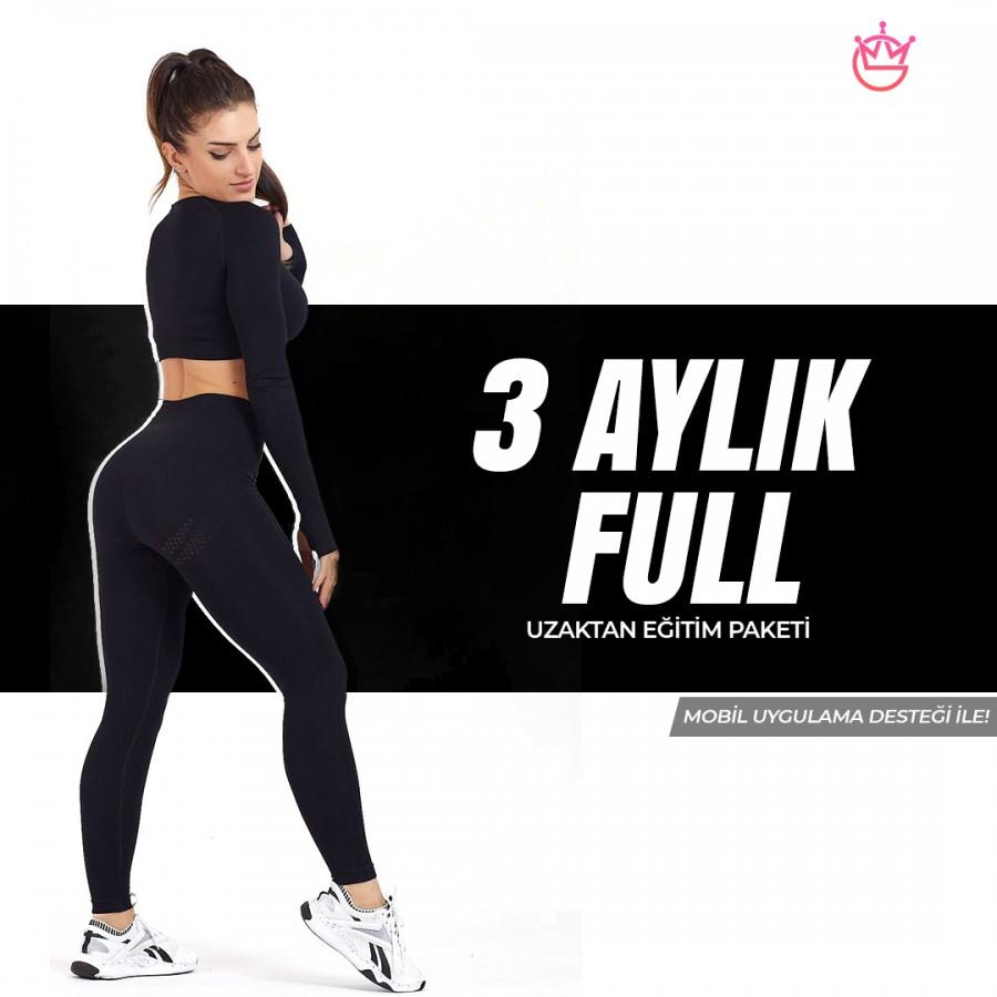 3 AYLIK FULL PAKET