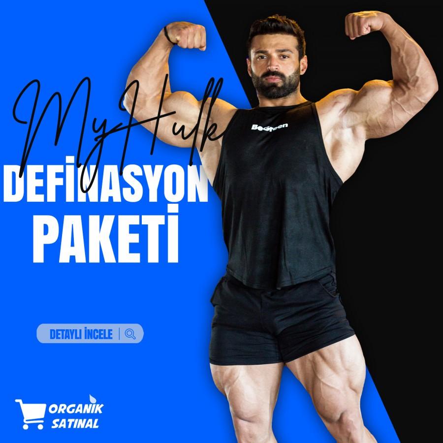 MY HULK DEFİNASYON PAKETİ