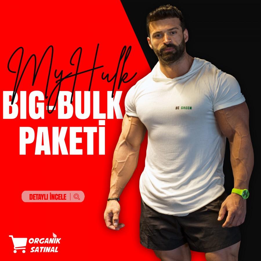 MY HULK-BIG BULK PAKETİ