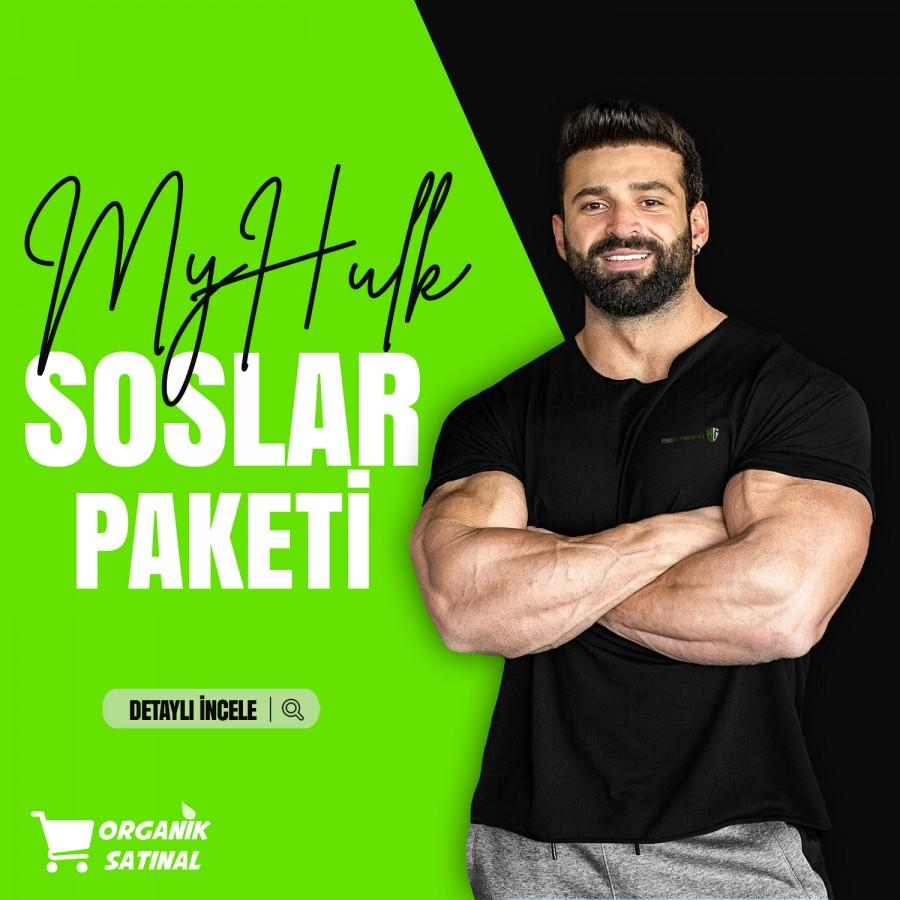 MY HULK SOSLAR PAKETİ